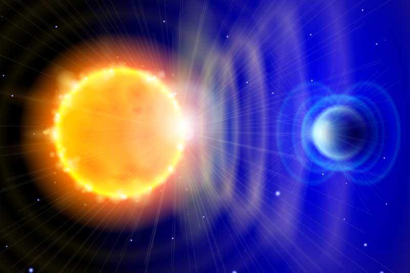 Kosmische Strahlung Heute